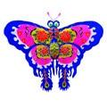 Envío de la alta calidad Nueva mariposa chinos cometas cometas tradicionales puede decorar hermosa packageing bien puede volar