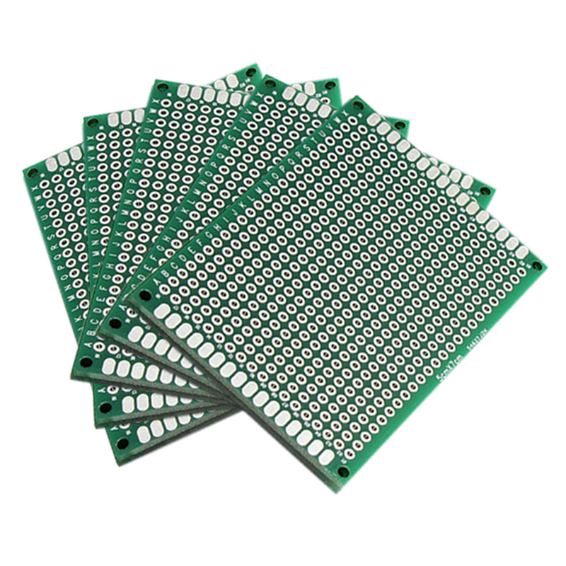 40pcs DIY Prototype PCB Universal Board Double Sided Circuit Tinned Breadboard PCB Board Kit Set