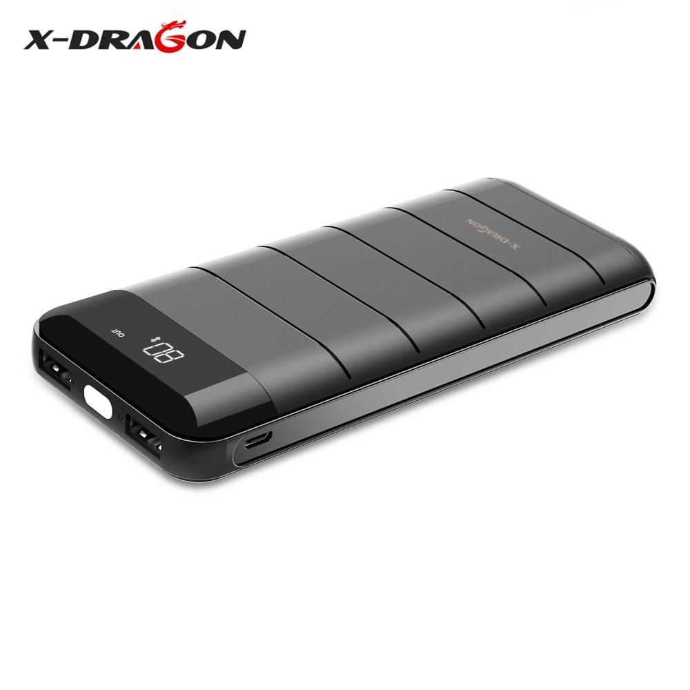 X-DRAGON 15600 mah Tragbare Power Bank Externe Batterie Handy Ladegeräte Backup Ladegerät für Smartphones