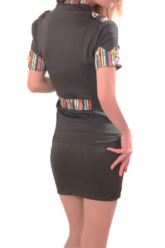 2016-New-Korean-Spring-Summer-Fashion-Women-Skirt-Suits-Career-OL-Blazer-Skirt-Office-Coat-Jacket (4)