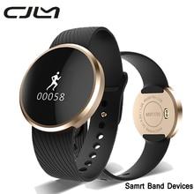 Smart watch l58 runde wasserdichte smartwatch bluetooth passometer kamera anti-verlorene uhren für android ios xiaomi