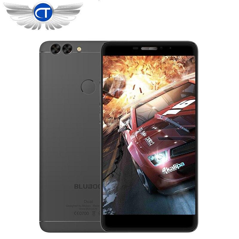 2017 New Arrive BLUBOO Dual Android 6 0 5 5 4G Smartphone MTK6737T Quad Core 2G