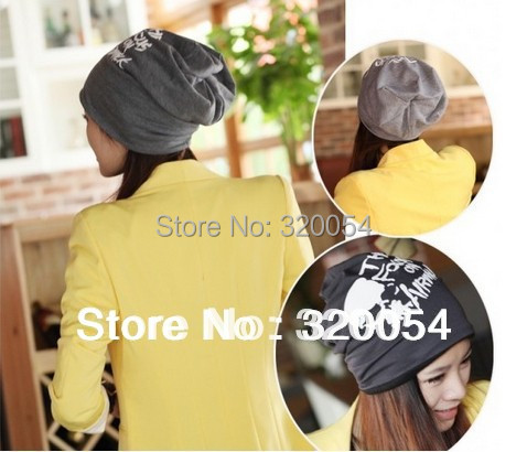 1 piece Free Shipping 2014 New The Autumn Winter Skulls Warm Hat Men And Women Knitted Skullies Beanies Cap 5 Color free shipping 1pcs 2013 new men and women fashion knitted cap holes do old style with velvet autumn winter warm hat wholesale