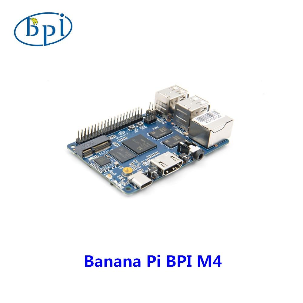 Banana Pi BPI M4 Realtek RTD1395 ARM 64 bit Board churrasqueira para fogão