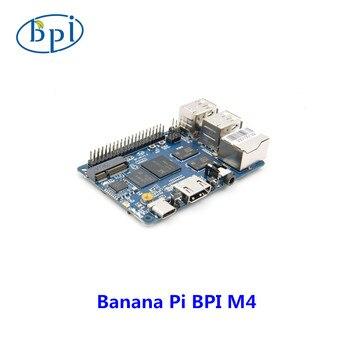 Banana pi bpi m4 realtek rtd1395 arm 64 bit board