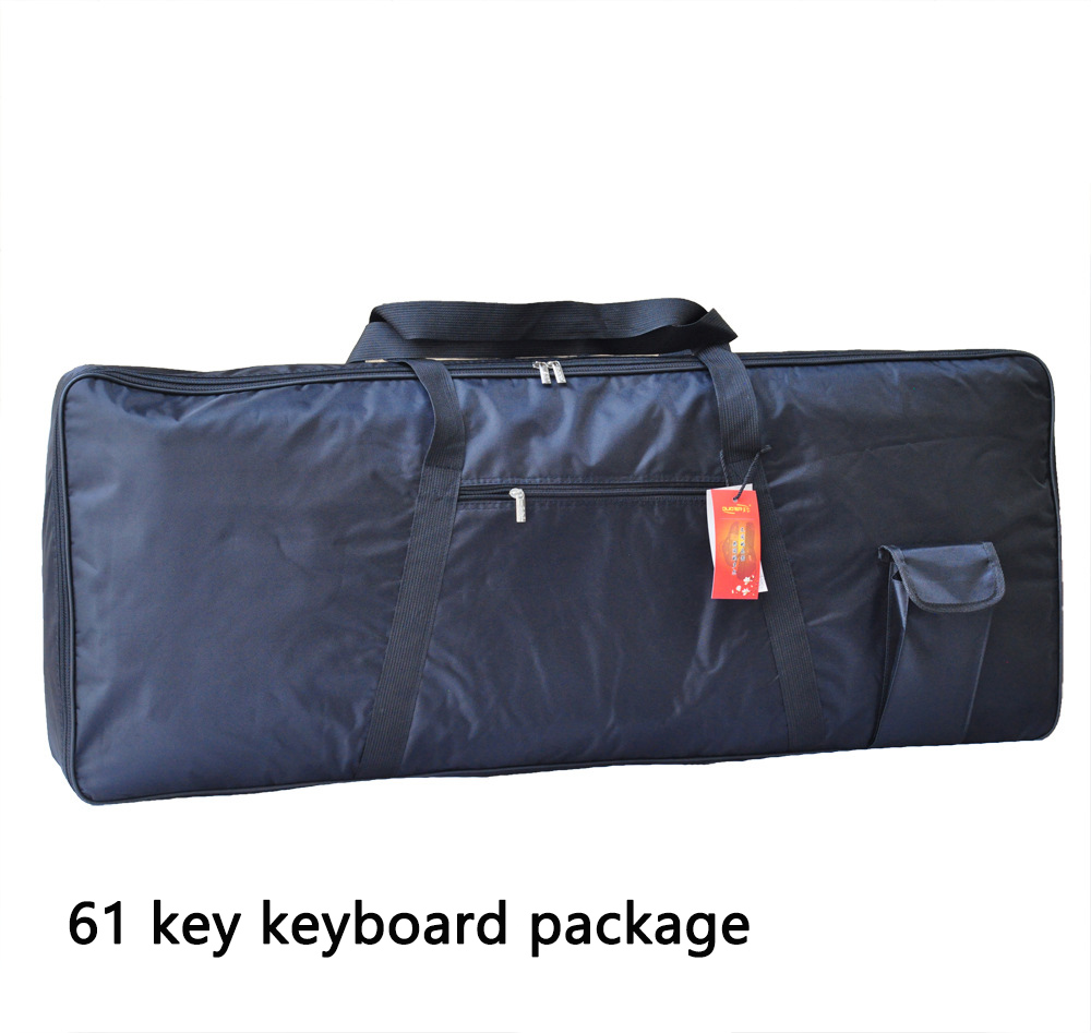 electronic piano cover case 61 key universal instrument keyboard bag thickened waterproof for. Black Bedroom Furniture Sets. Home Design Ideas