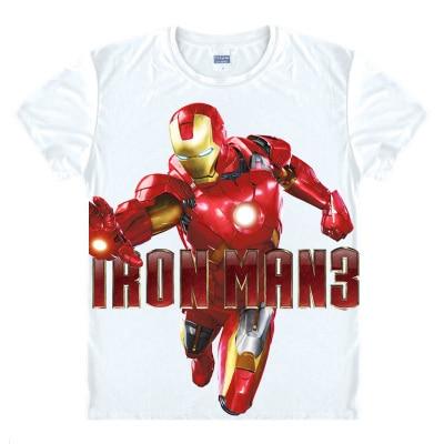 85cb2f45ac8 T Shirt Ironman Iron Men Hawkeye Black Widow Marvel T Shirt Custom ...