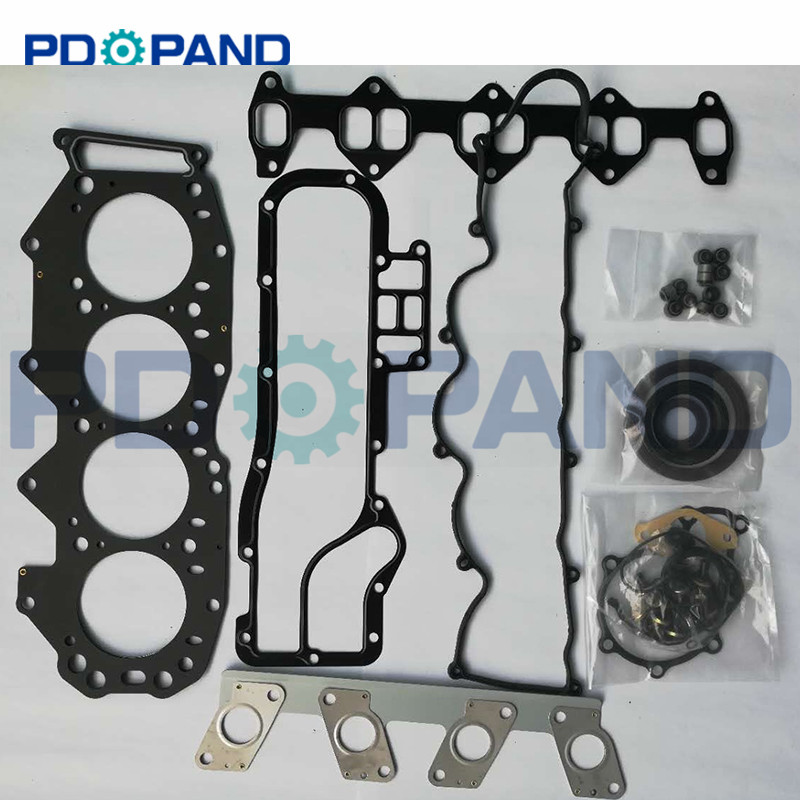 <font><b>WL</b></font> WLT <font><b>WL</b></font>-T Full <font><b>Engine</b></font> Repair Gasket kit 8ASX-10-271 for Mazda B-SERIE BRAVO Platform/Chassis and For Ford Ranger 2500 2.5TD image