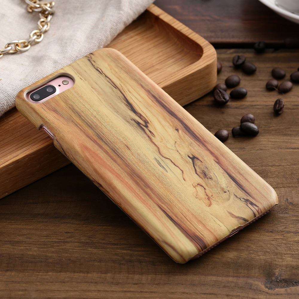 Haissky High Quality Wood Phone Cases For Apple iP