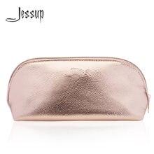 Набор золотых косметичек jessup для макияжа женские сумки инструменты