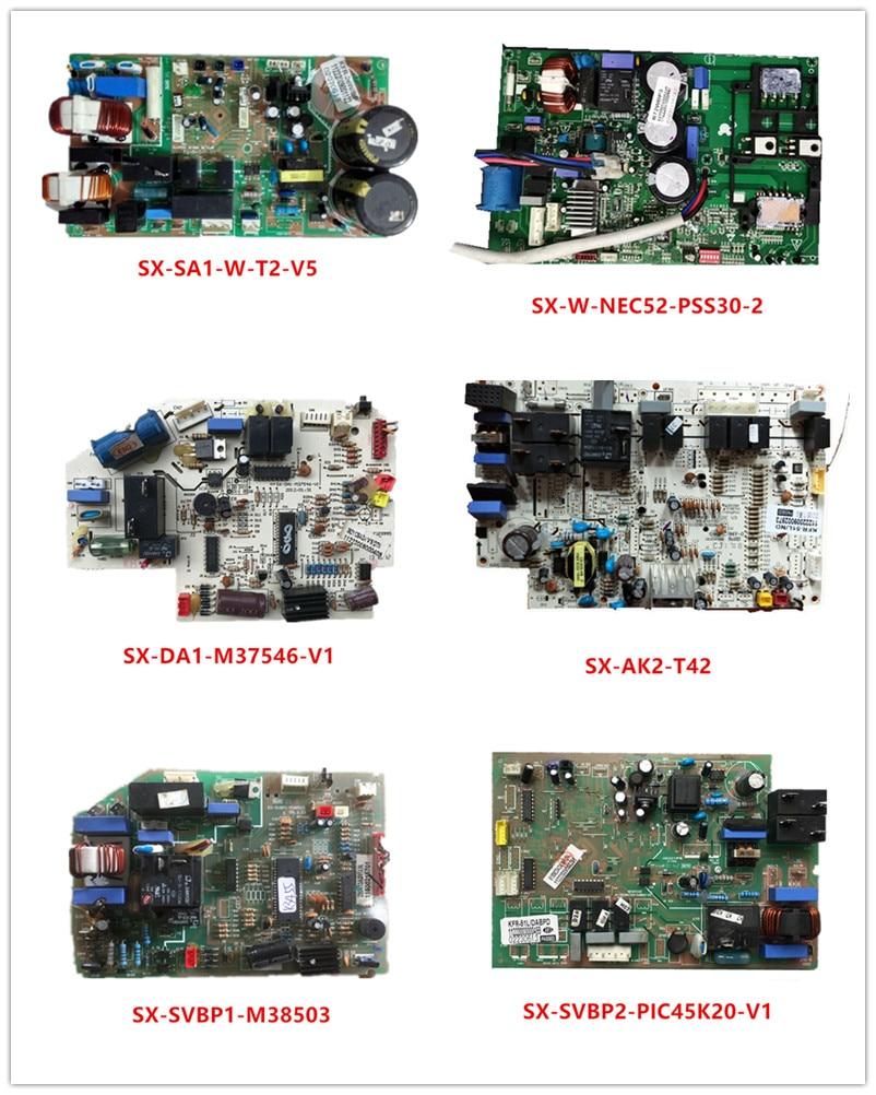 SX-SA1-W-T2-V5  SX-W-NEC52-PSS30-2  SX-DA1-M37546-V1 SX-AK2-T42  SX-SVBP1-M38503  SX-SVBP2-PIC45K20-V1 Used Good Working