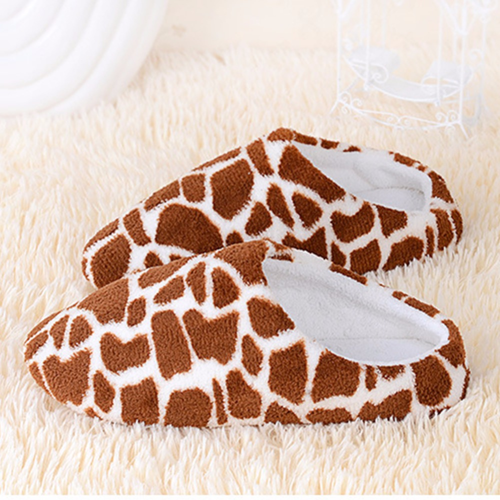 Favolook Women plush Home Soft Slippers Shoes Sandals
