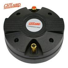 GHXAMP 44/44.4 الأساسية مكبر صوت توييتر 8ohm 45 واط المرحلة ثلاثة أضعاف رئيس محرك رئيس التيتانيوم فيلم المغناطيس 115*15 مللي متر 1 قطعة