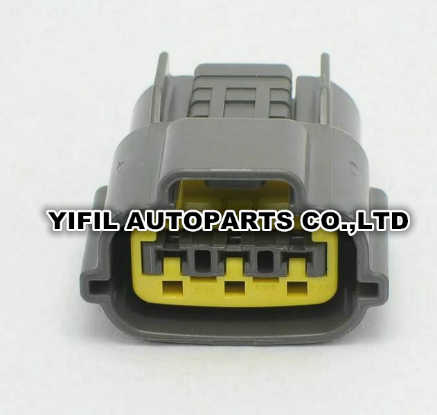 5/10 pcs/lot 3 pin/way ignition coil plug for renault nissan skyline sr20  rb20