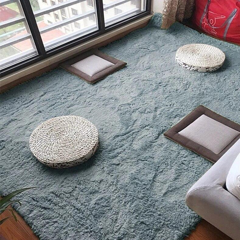 doux shaggy tapis salon chambre tapis antiderapant 140cm 200 cm tapis moderne tapis purpule blanc rose gris 11 couleurs
