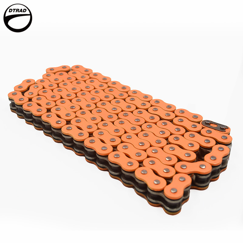 DID 530V 120L O-RING GOLD CHAIN 120 LINKS W// MASTER LINK MOTORCYCLE STREE BIKE