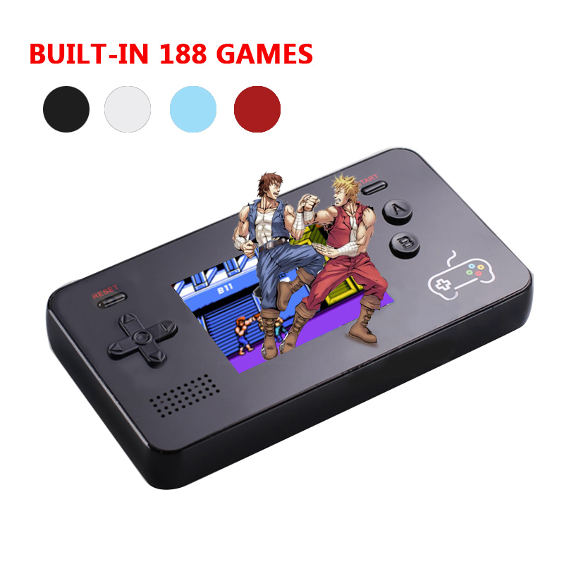 Portable Handheld Game Console Mobile phone charging treasure Retro Video Game Console Outdoor mobile power mobile phone charger