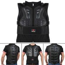 1 шт., мотоциклетная броня для всего тела, куртка, броня для мотокросса, мотоциклетный жилет, нагрудная Экипировка, защитная мотоциклетная защита на плечо, защита для рук