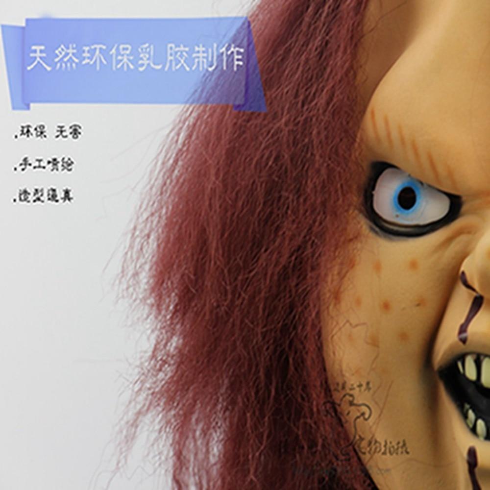 Popular Chucky Mask-Buy Cheap Chucky Mask lots from China Chucky ...