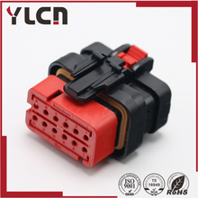 buy harness connector 12pin and get free shipping on aliexpress com  free shipping auto 12pin female waterproof plug wiring harness sensor connector(china)