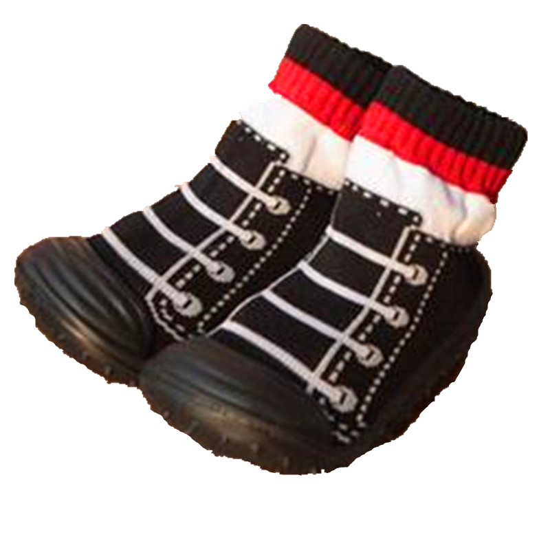 Baby Socks Rubber Soles Children Toddler Shoes