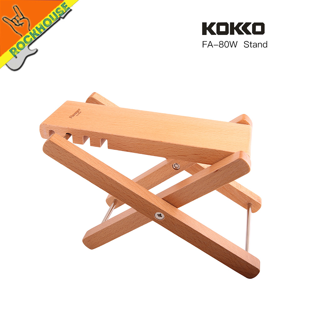 High Quality Portable Foldable Wooden Guitar Foot Rest Stool Pedal 4-Level Adjustable Height Beech Wood Material Free Shipping цены онлайн