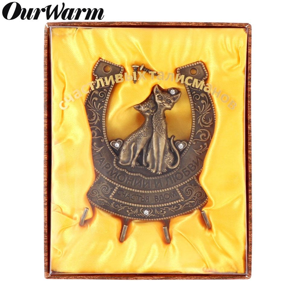 OurWarm Russia Horseshoe Exclusive Design Packing Party Favor Home Decoration Clerk on the Wall Hangers Clothes Key HookOurWarm Russia Horseshoe Exclusive Design Packing Party Favor Home Decoration Clerk on the Wall Hangers Clothes Key Hook