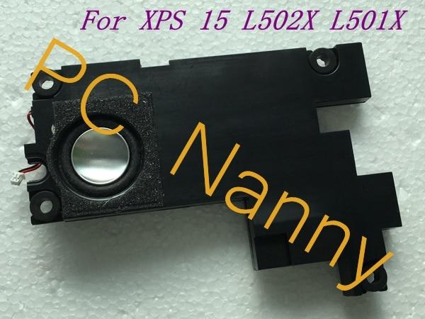 Prix pour D'origine pour dell XPS 15 L502X L501X Subwoofer haut-parleur PN57G 0PN57G bon test livraison gratuite