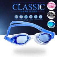 H659 무료 배송 뜨거운 판매 원피스 값 내에서 수영 안경 5 색 선택할 수