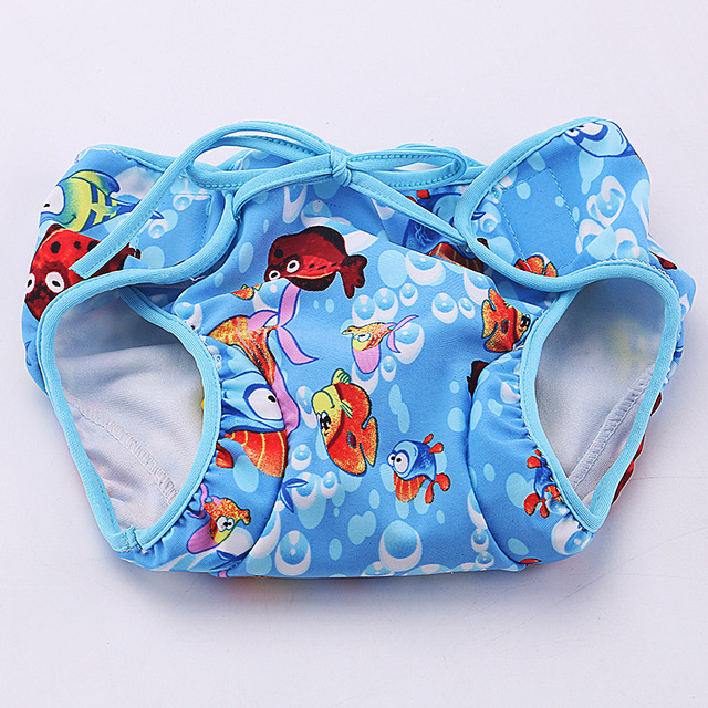 New 2018 Baby Trunks Boys Briefs Baby Boys Swimming Trunks Cartoon Kids Boys Swimwear Baby Swim Trunks G5-K12