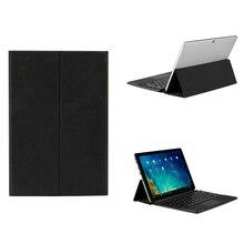 1 PC Pliant Clavier De Protection En Cuir Cas De Stand de Couverture pour Chuwi Vi10 Plus/Hi10 Plus Tablet PC FW1S