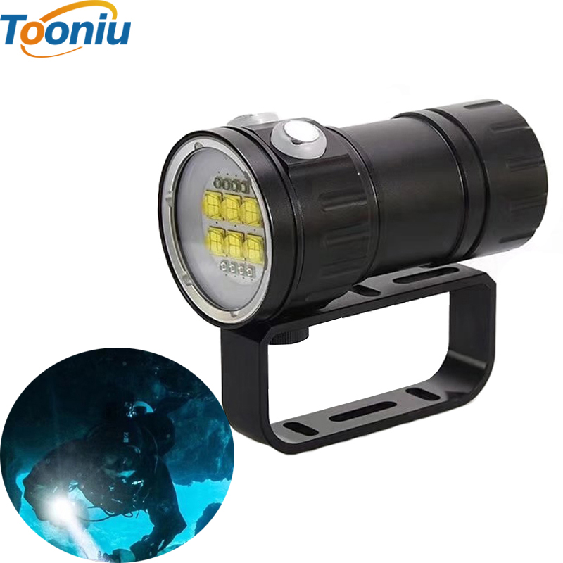 CREE LED 300W Powerful Portable Underwater Shooting Light Diving 80 m LED Flashlight 6 XML 10 XPE 7 Modes Torch Strong Hunting sitemap 38 xml
