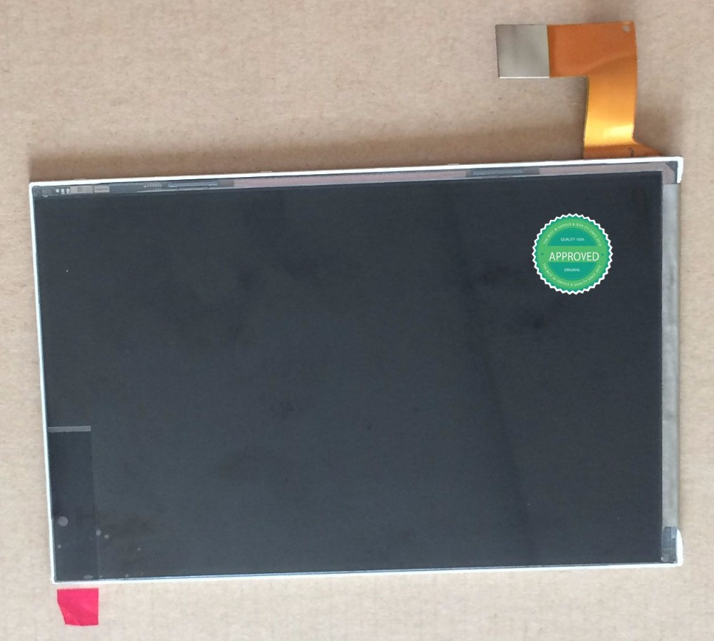 7 inch internal New LCD LED panel CLAA070WP06 XG For HP Slate 7 HD and Dell VENUE 7 3730 0MTTGT free shipping