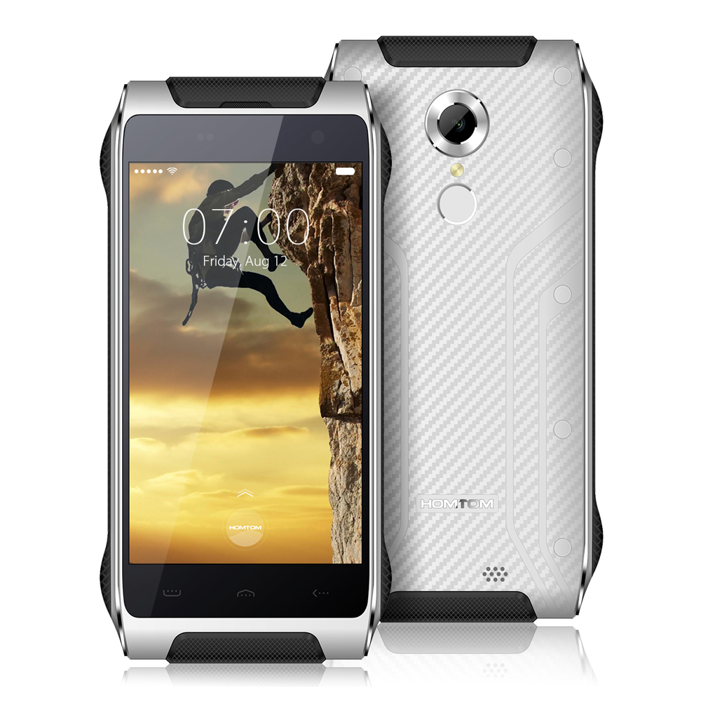 Ht20 homtom impermeable smartphone android 6.0 4.7 \