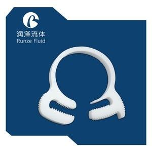 Image 2 - 도매 플라스틱 호스 클립 고품질