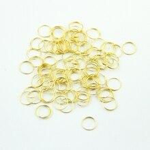 10000 sztuk/partia, 12mm kryształowy żyrandol złącze metalowe pierścionki części lampy złącze metalowe złącza