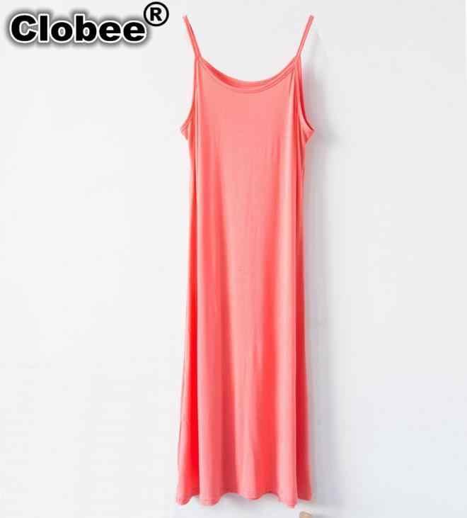 Boho vestidos longos tamanho grande verão mulher sem mangas espaguete cinta esfregando fundo vestido 6xl 5xl 4xl 3xl mori menina vestidos