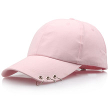 Hombres mujeres de béisbol anillo sombrero Gorras Planas casquillos del  Snapback ajustable para las mujeres 079f0cd4dd8