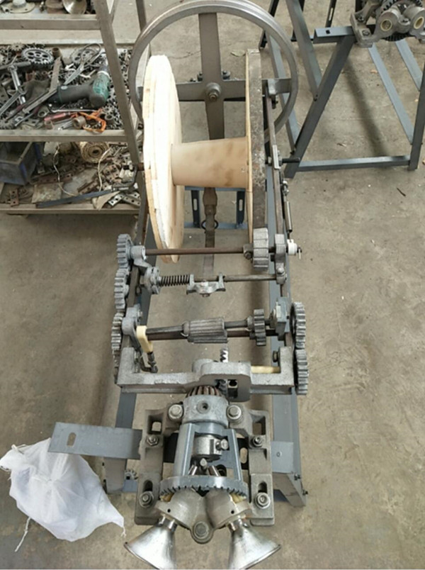 straw rope machine (4)