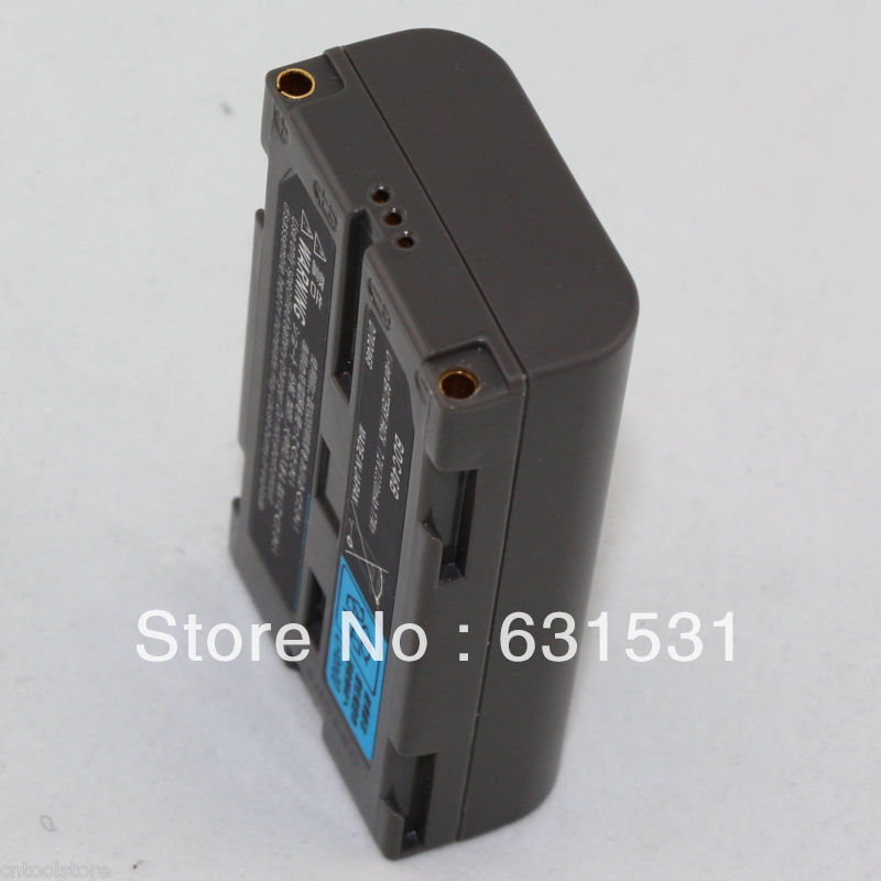 New BDC46B BDC 46 BDC46 Li ion Battery for Sokkia Total Stations 2330mAh сверло makita d 09830 д металла hss 10 5х87х133мм 1шт хв цилиндр