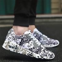 Men S Casual Shoes Camouflage Unisex Shoes Slipony Men Shoes Height Increase Male Comfort Footwear Plus