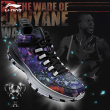 Li ning גברים של ווייד כל יום 2 ווייד על משפט כדורסל ריפוד נושם סניקרס בטנת ספורט נעליים ABPM013 SJAS17