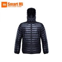 Xiaomi 90 Men 650FP Hight Quality White Duck Down One Weave Thin Light Warm Anti drilling Three Colors In Stock