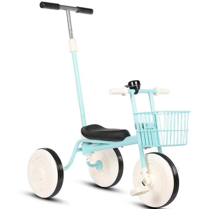 Tricycle enfant vélo 1-3 ans chariot bébé bambin vélo Buggy