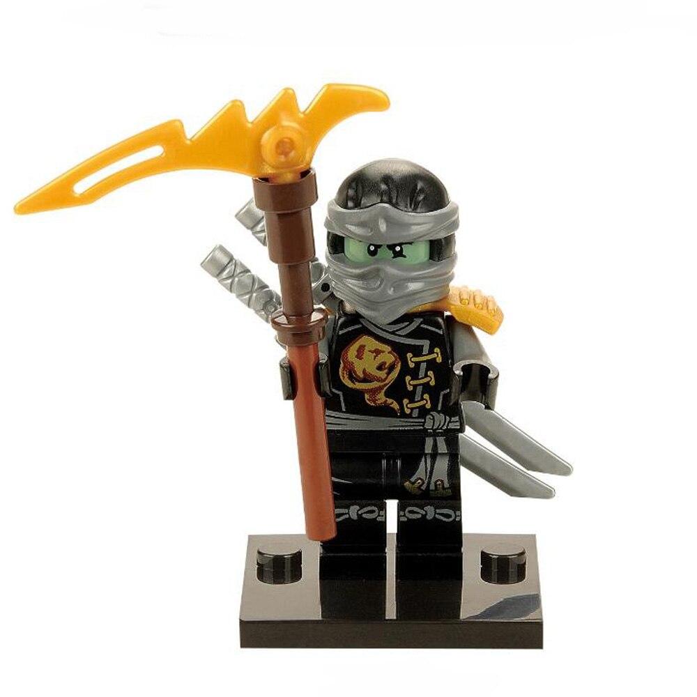 Beste Verkauf Ninja Hero Können Zauber Block Ziegel Kleine Partikel Kinder Puzzle Schildkröte Spielzeug Kühlen Geburtstag Junge Geschenk Sammeln & Seltenes