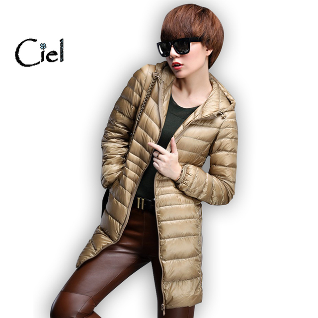 Aliexpress.com : Buy Hot winter long down jacket women large size ...