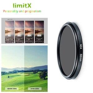 Image 4 - ערכת סינון UV CPL ND4 + עדשת הוד + כובע + ניקוי עט עבור ניקון D3400 D3500 D5600 D7500 עם AF P DX 18 55mm f/3.5 5.6G VR עדשה