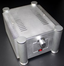 New aluminum amp chassis /home audio amplifier case (size 265*225*135MM)