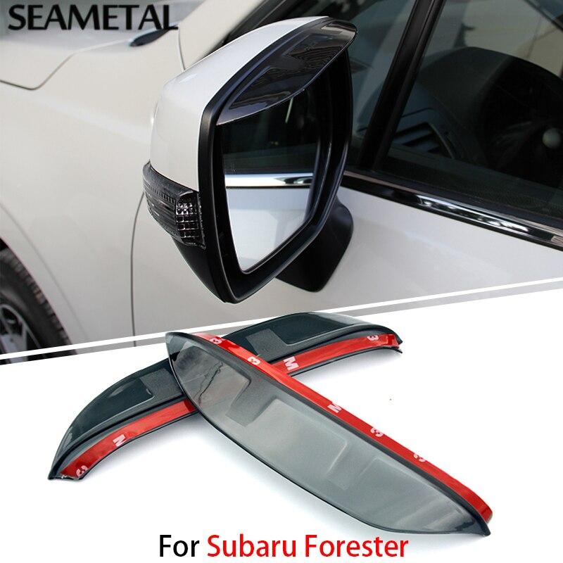 Subaru forester аксессуары
