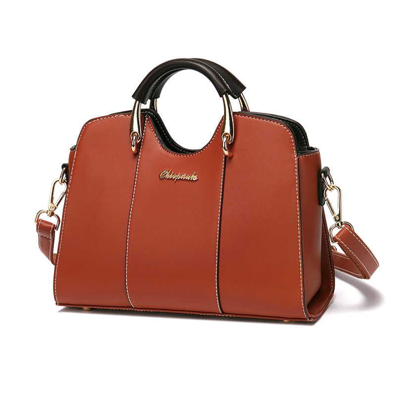 حقائب نسائية براءات الاختراع والجلود العلامة التجارية عدادات الموضة حقيبة يد جلدية فاخرة للنساء ملابس علوية مميزة حقائب بيد Sac T53